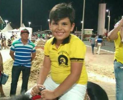 Criança de 08 anos morre em hospital de Barbalha vítima de atropelamento ocorrido em Abaiara.