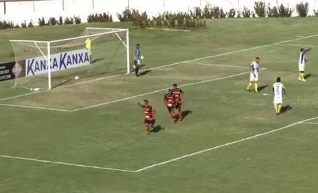 De virada, Guarani-J perde para o Horizonte no Estádio Domingão