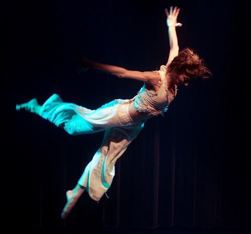Teatro do Sesc é palco de espetáculos  de dança no Crato