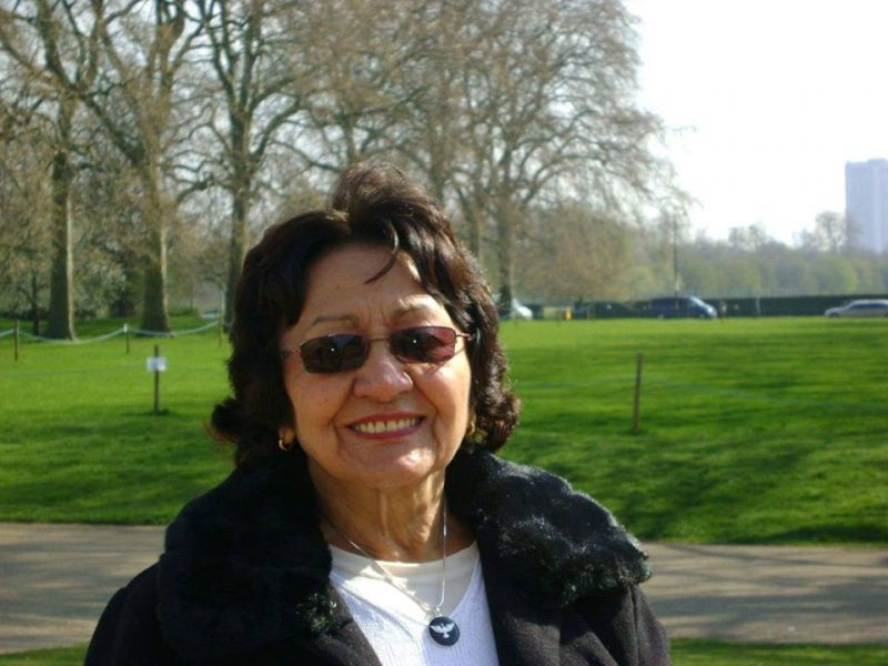 Edith Menezes, professora da Universidade Regional do Cariri-Urca