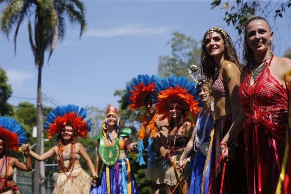 Cariri Encantado é tema do Terreirada Cearense, no Rio