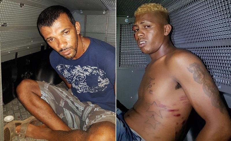 Em Crato, dupla é presa após tomar moto de assalto para pratica outros delitos