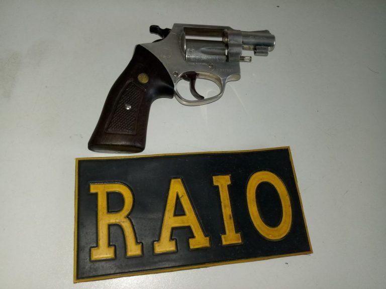 Policia militar apreende nesta segunda-feira, armas de fogo em Barbalha, Crato e Juazeiro