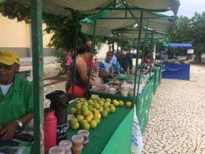 Bairro Mirandão recebe edição da Feira de Produtos da Agricultura Familiar