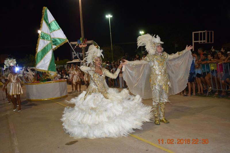 Desfile das campeãs marca encerramento do Carnaval 2018 em Barbalha