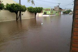 Milagres registra maior chuva do Ceará; comunidades ficam ilhadas