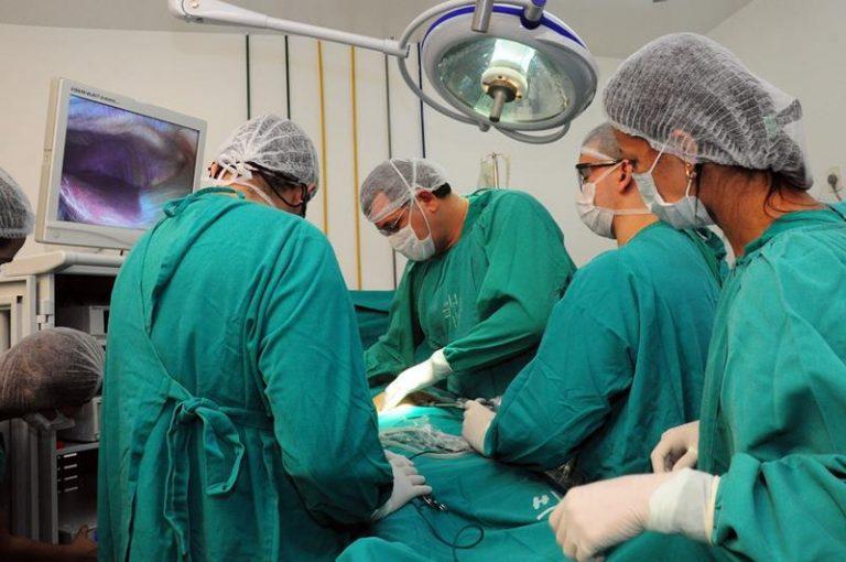 Ministério da Saúde libera R$ 61 milhões para cirurgias eletivas