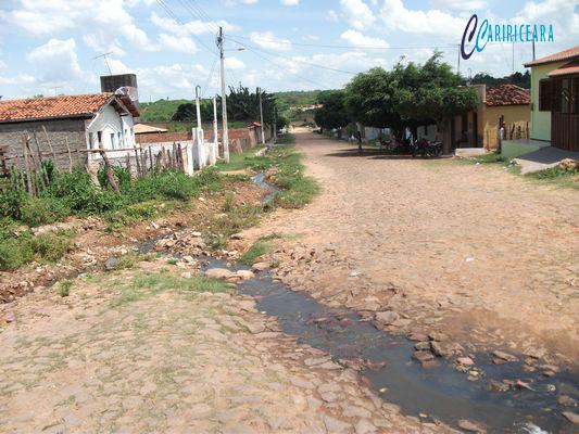 falta de saneamento - foto- Jota Lopes-agência Caririceara.com