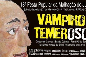 """CRATO: Cia. Brasileira de Teatro Brincante realiza a 18ª festa popular da """"Malhação do Judas"""""""