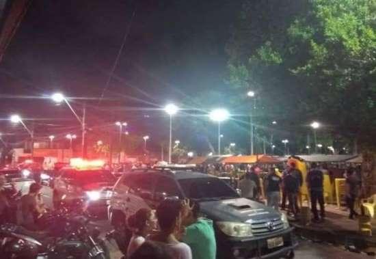 Fortaleza tem 7 mortos e 7 feridos na noite desta sexta