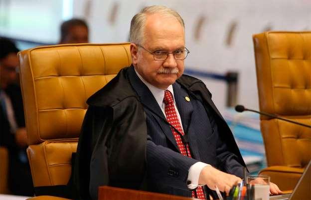 Fachin barra recurso contra decisão que firmou prisão após segunda instância
