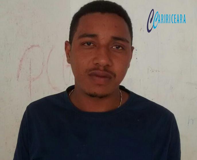 Acusado de matar seis pessoas, tráfico de drogas, e assalto dentre outros delitos foi preso pela policia civil do Crato