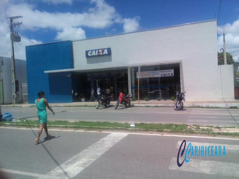 Caixa economica de Barbalha Foto-Jota Lopes Agência Caririceara (