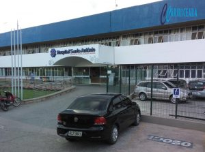 Hospital Santo Antº. Barbalha Ft. Jota Lopes