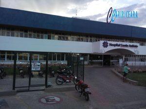 Hospital Santo Antonio de Barbalha-CE Foto Jota Lopes Agência Caririceara