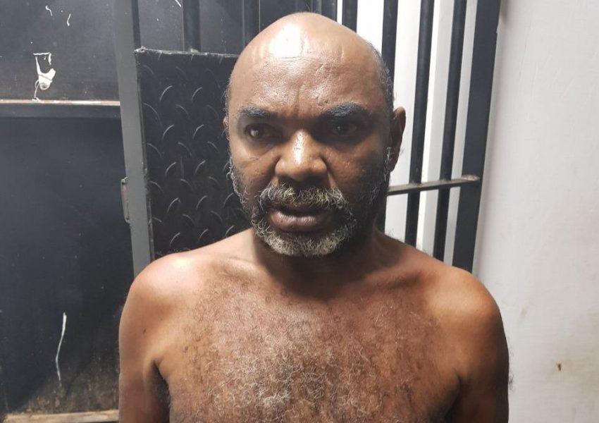 """José de Freitas, 50 anos, apelidado por """"Dedé"""","""