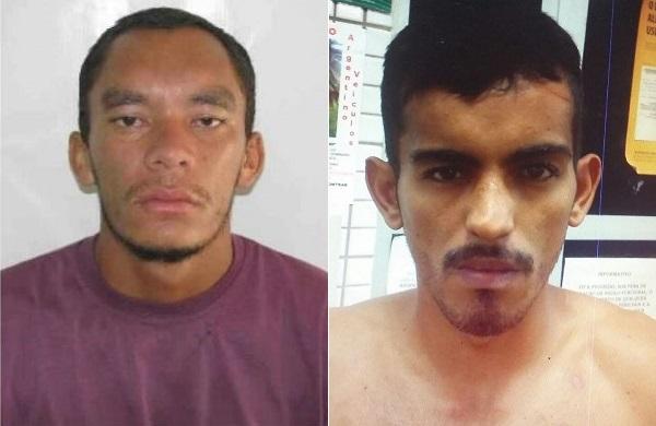 """""""Padre"""" e """"Capote"""" identificados pela Polícia civil como acusados de  furto contra a  APAE  Crato"""