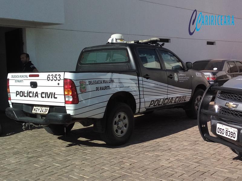 Policia Civil de Mauriti