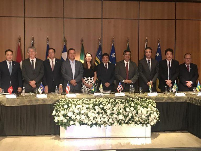 Por unanimidade, governadores do NE propõem instalação de Centro Regional de Inteligência da PF no Ceará
