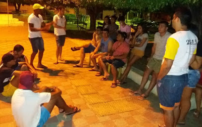Prefeito de Altaneira nega apoio aos jovens da peça Paixão de Cristo