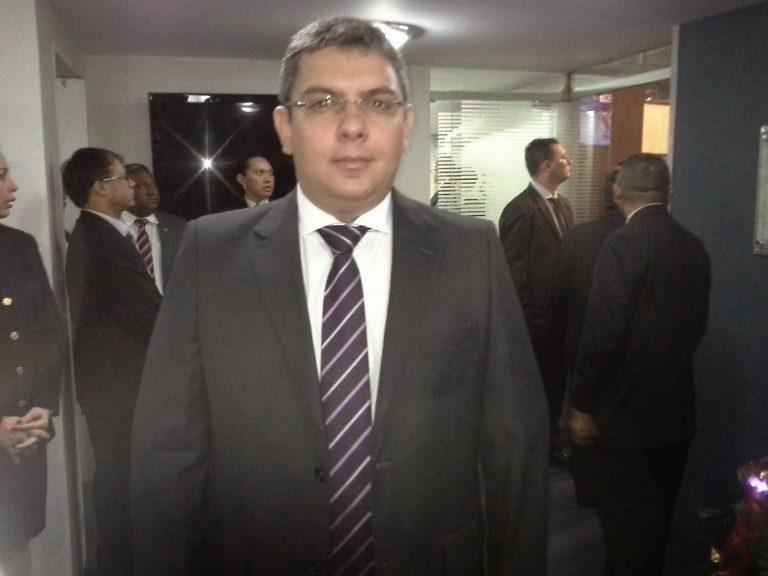 Rafael Branco pede exoneração do cargo de assessor especial da presidência do senado