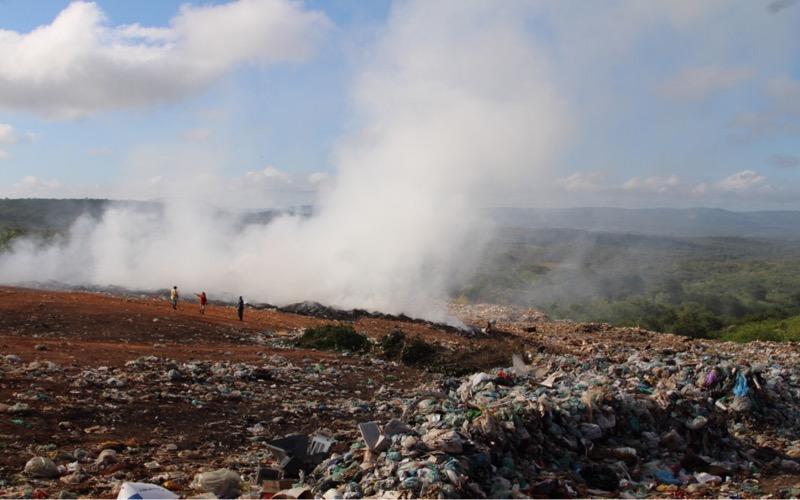 DFL Limpeza urbana poderá comprar lixão de Várzea Alegre