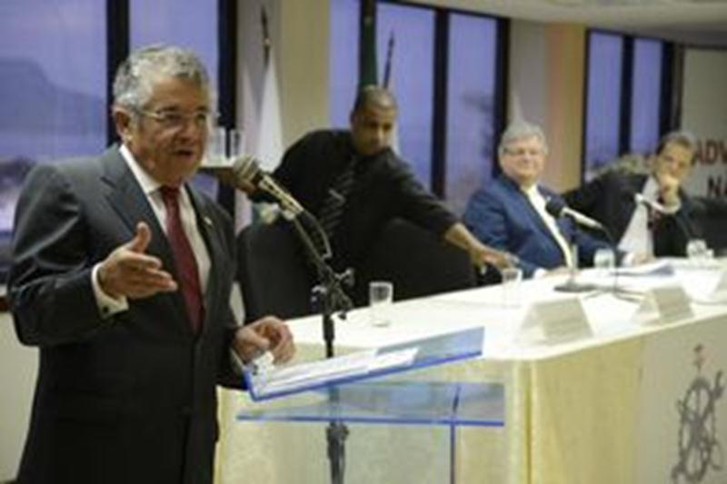"""Estou sendo crucificado"", diz Marco Aurélio, após julgamento"