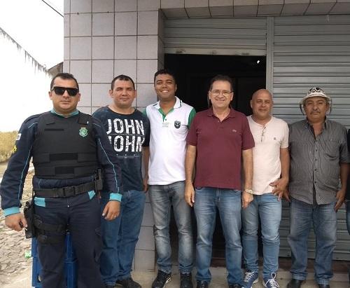 CRATO Definido local para a instalação do posto policial na Ponta da Serra