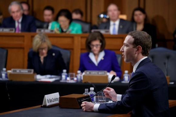 Presidente do Facebook admite falha na proteção de dados dos usuários