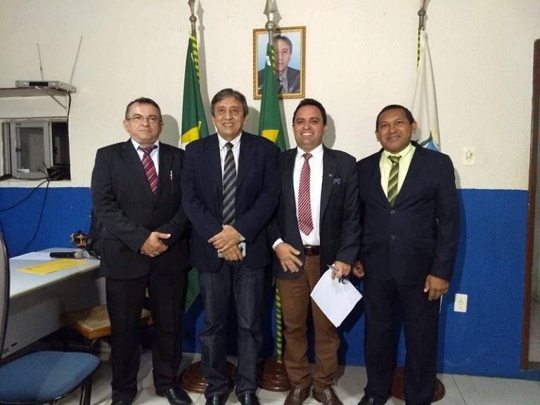 Câmara do Crato elege mesa diretora do biênio 2019-2020