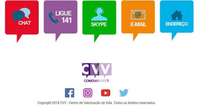 Chamada gratuita do Centro de Valorização da Vida para prevenção ao suicídio chega ao Ceará