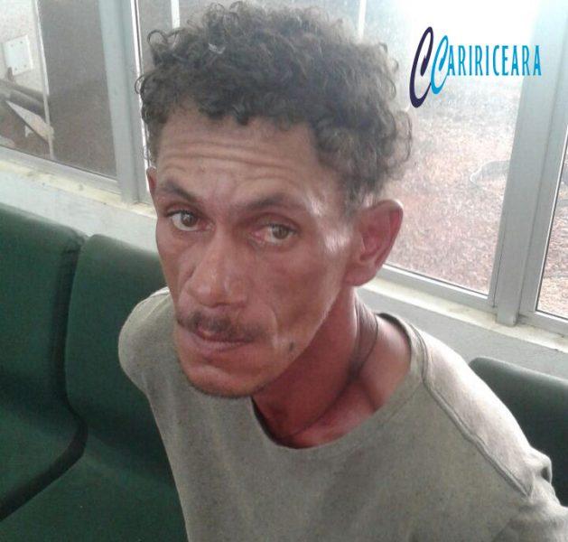 Preso em Crato acusado de assalto a casa lotérica de Caririaçu
