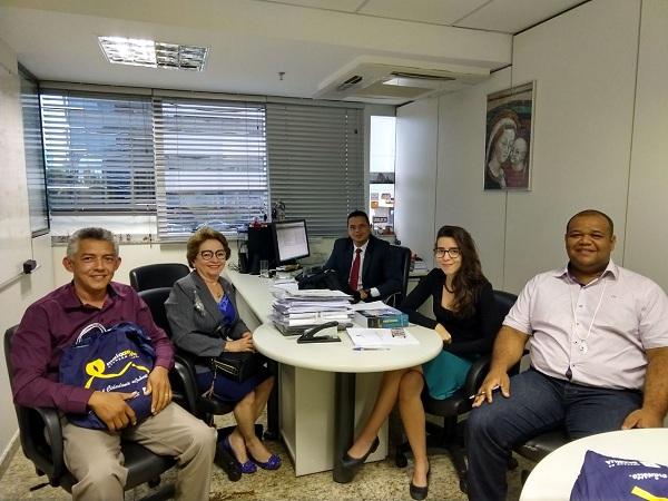 Crato participa de Seminário de Gestão Municipal de Trânsito em Brasília