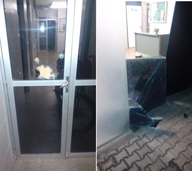 Destacamento Policial Militar de Lavras da Mangabeira é alvo de tiros efetuados por criminosos