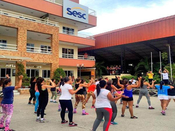 Sesc oferece Dia Fitness com atividades  gratuitas em Juazeiro do Norte