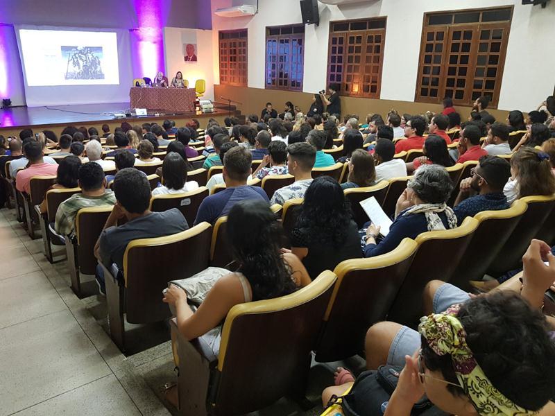 I Seminário Nacional de História Social dos Sertões aberto nesta segunda-feira, 16, na URCA
