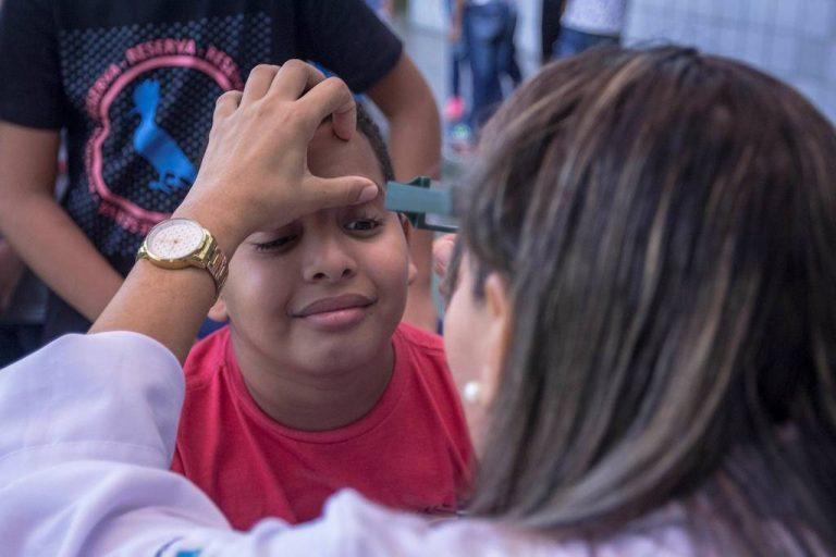 Juazeiro realiza ações da Campanha Nacional de Hanseníase, Verminoses e Tracoma