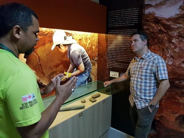Missão técnica da Unesco Brasil ao Geopark Araripe