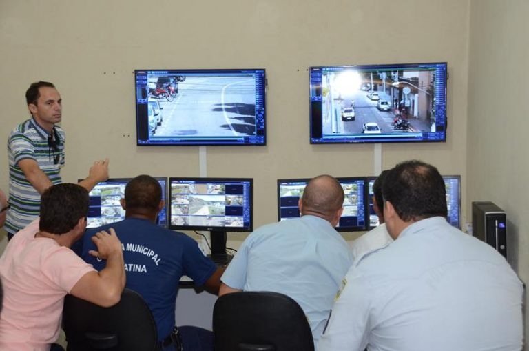 Várzea Alegre e mais 27  municípios terão  sistema de videomonitoramento com câmeras instalados e BP-RAIO