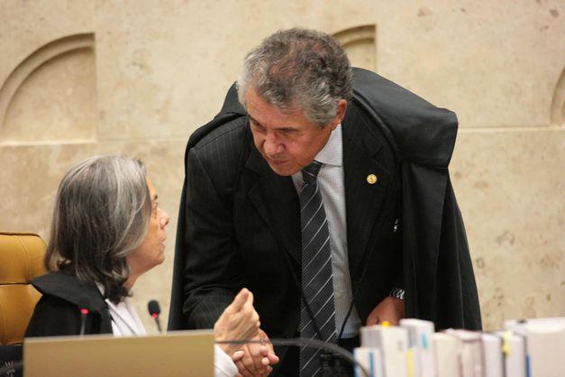 'Não posso engavetar', diz Marco Aurélio sobre liminar de prisão