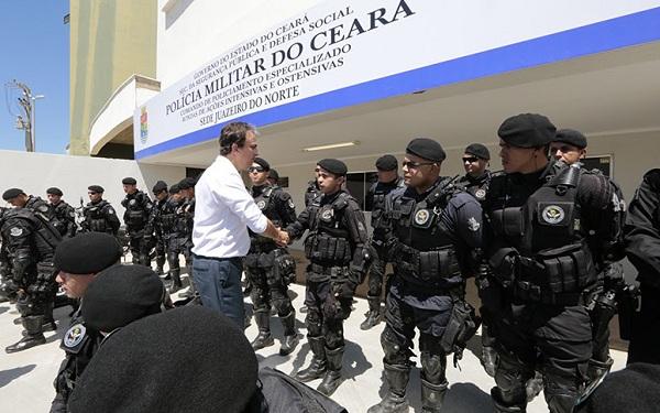 Segurança do Cariri reforçada com implantação de Uniseg, Território do Pacto e videomonitoramento
