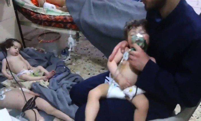 Síria convida a OPAQ a investigar sobre suposto ataque químico em Duma