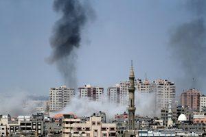 Tensão aumenta em Gaza com tiros de morteiros e ataques israelenses