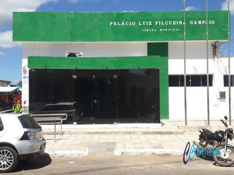 Câmara Municipal de Barbalha. Foto: Jota Lopes / Agência Caririceara.com