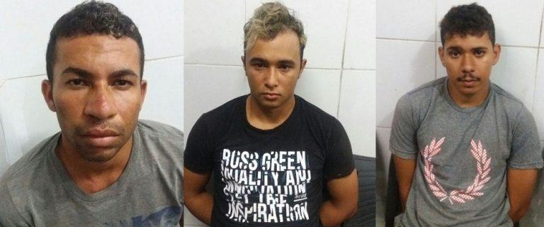 Acusados de espancamento e assalto contra idoso de 83 anos em Barbalha, acabam abordados pela PM em Juazeiro e conduzidos a 20ª DRPC