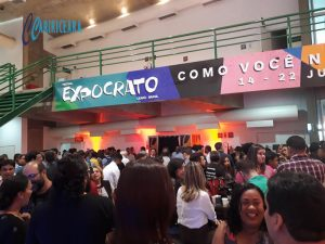 EXPOCRATO 2018. Fagner, Luan Santana, Aviões e mais 40 atrações se apresentam no ocorre entre 14 e 22 de junho