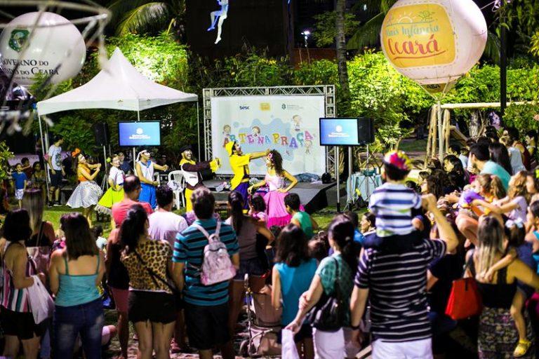 Granjeiro no cariri e outro três  municípios cearenses recebem o Arte na Praça neste sábado (5)