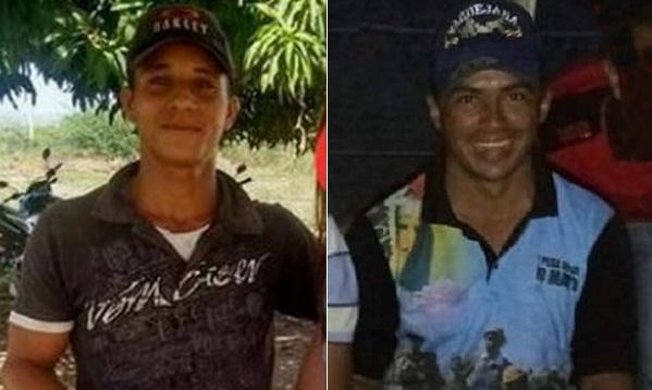 Jovem de 21 anos assassinado a faca e pedradas em Crato e outro de 27 morre após sofrer uma queda de  animal no Barro