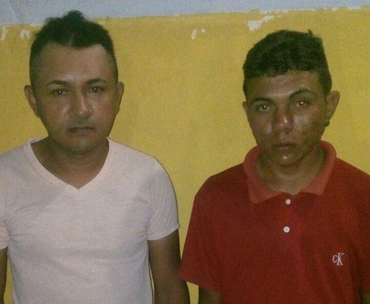 Policia militar de Assaré desarticulam quadrilha que pretendia praticar assaltos