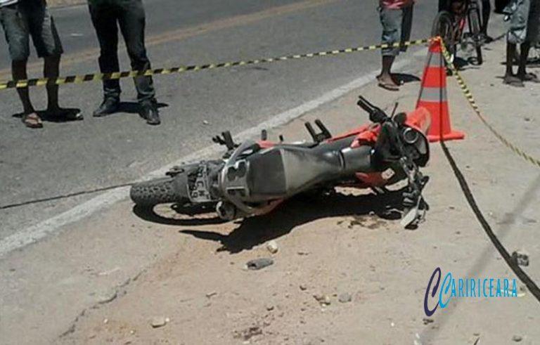 Acidentes de transito registrados neste domingo em Barbalha e Salitre